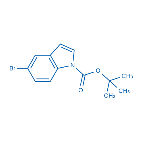 tert-Butyl 5-bromo-1H-indole-1-carboxylate