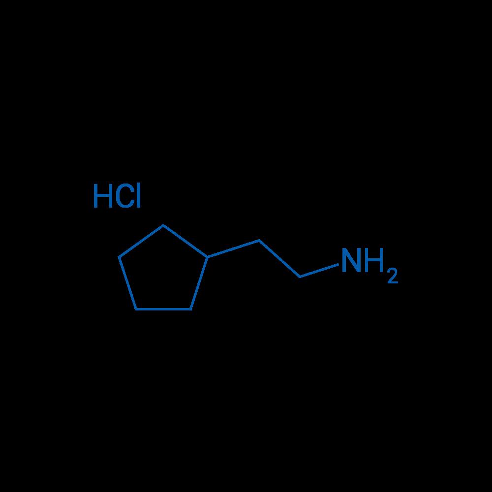2-Cyclopentylethanamine hydrochloride