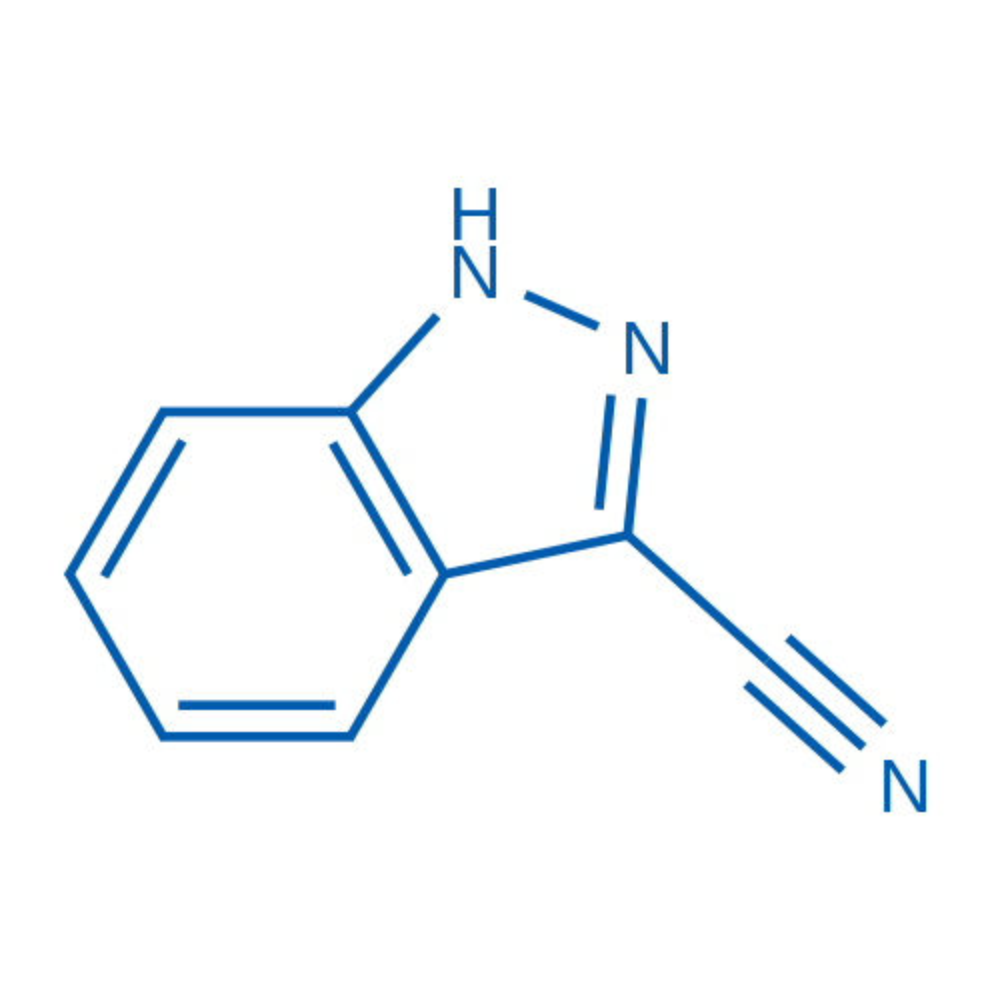 3-Cyano-1H-indazole
