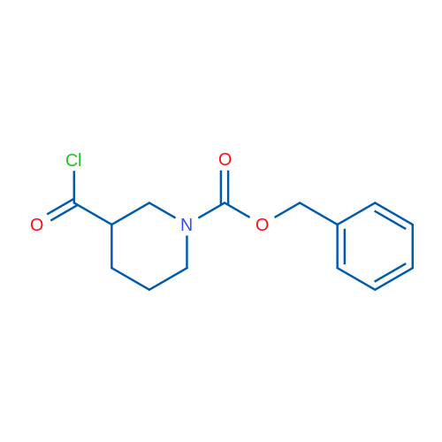 Benzyl 3-(chlorocarbonyl)piperidine-1-carboxylate