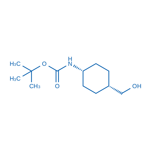 tert-Butyl (cis-4-(hydroxymethyl)cyclohexyl)carbamate