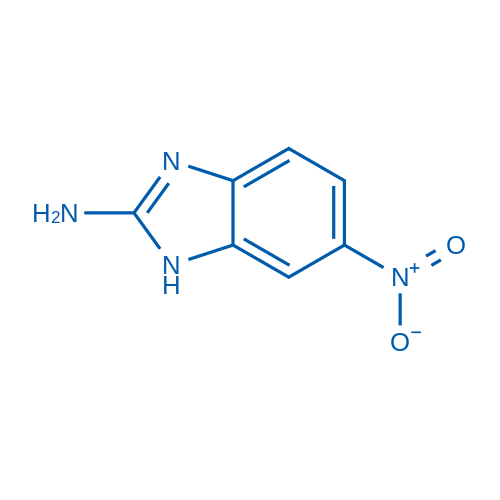 6-Nitro-1H-benzo[d]imidazol-2-amine