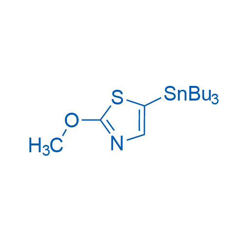 2-Methoxy-5-(tributylstannyl)thiazole