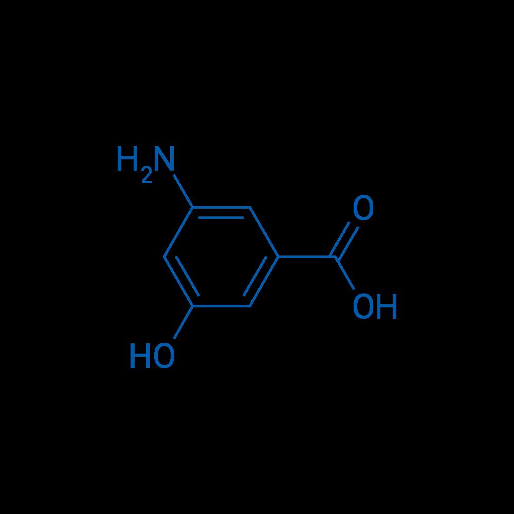 3-Amino-5-hydroxybenzoic acid