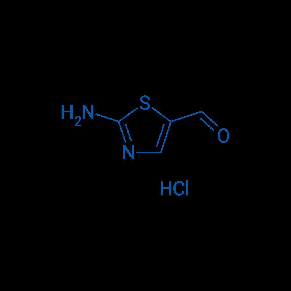 2-Aminothiazole-5-carbaldehyde hydrochloride