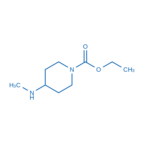 Ethyl 4-(methylamino)piperidine-1-carboxylate