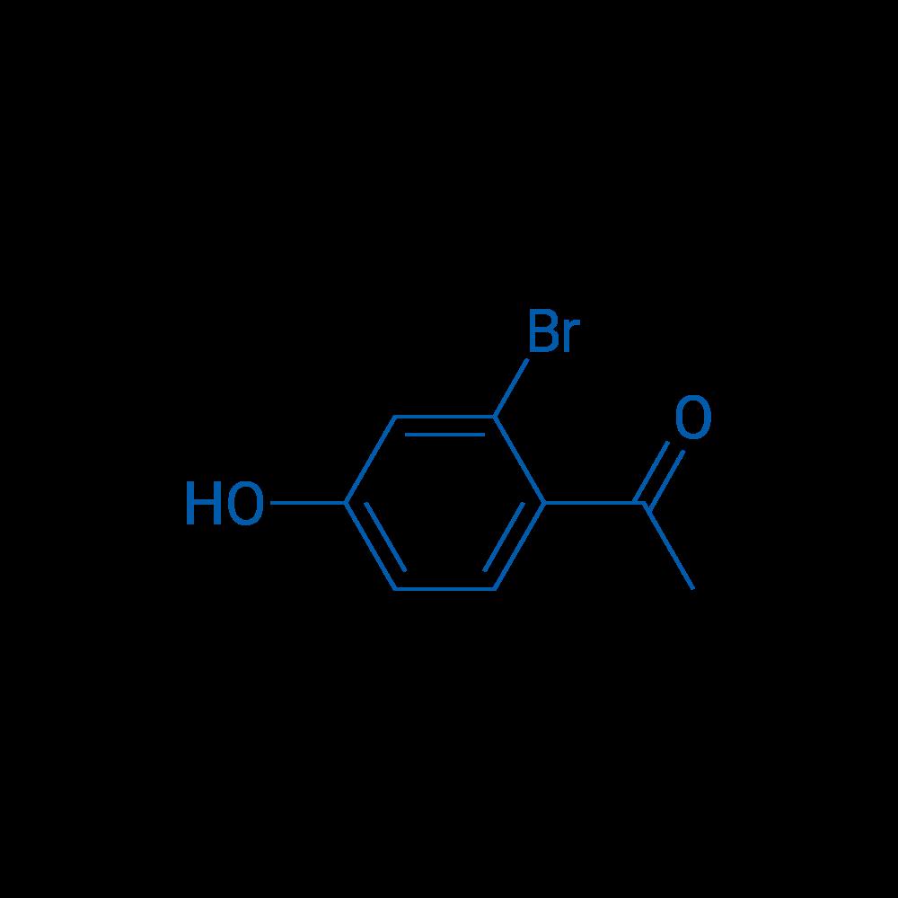 1-(2-Bromo-4-hydroxyphenyl)ethanone