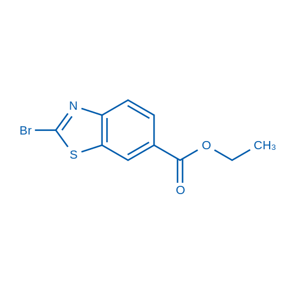 Ethyl 2-bromo-6-benzothiazolecarboxylate
