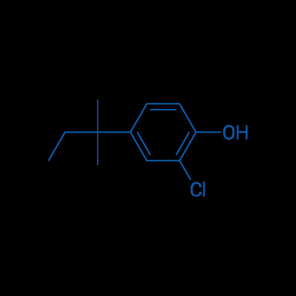 2-Chloro-4-(tert-pentyl)phenol