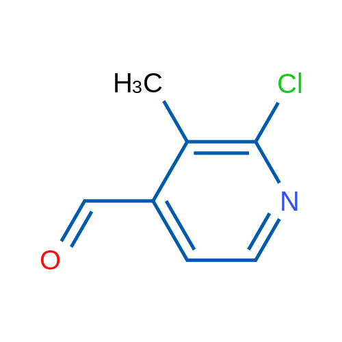 2-chloro-3-methylisonicotinaldehyde