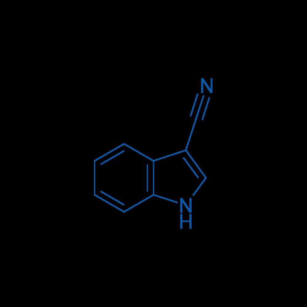1H-Indole-3-carbonitrile