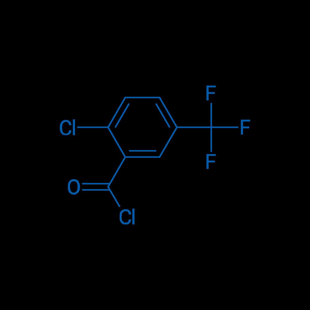 2-Chloro-5-(trifluoromethyl)benzoyl chloride