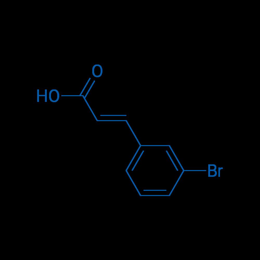 3-(3-Bromophenyl)acrylic acid
