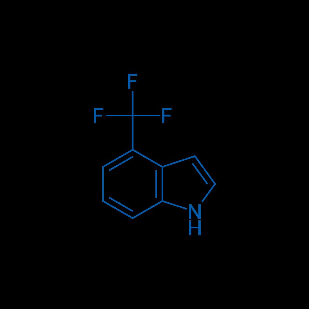 4-(Trifluoromethyl)-1H-indole