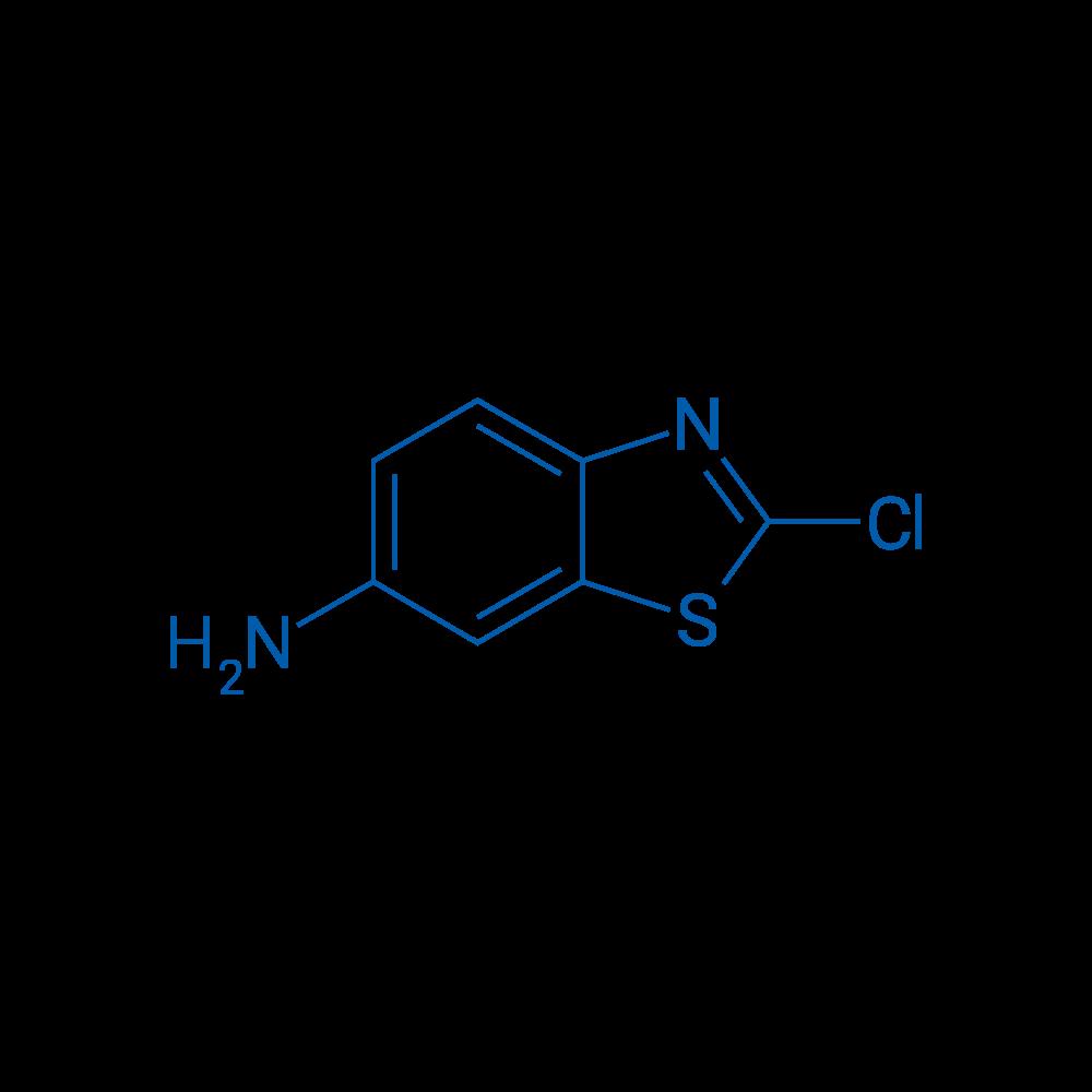 2-Chlorobenzo[d]thiazol-6-amine
