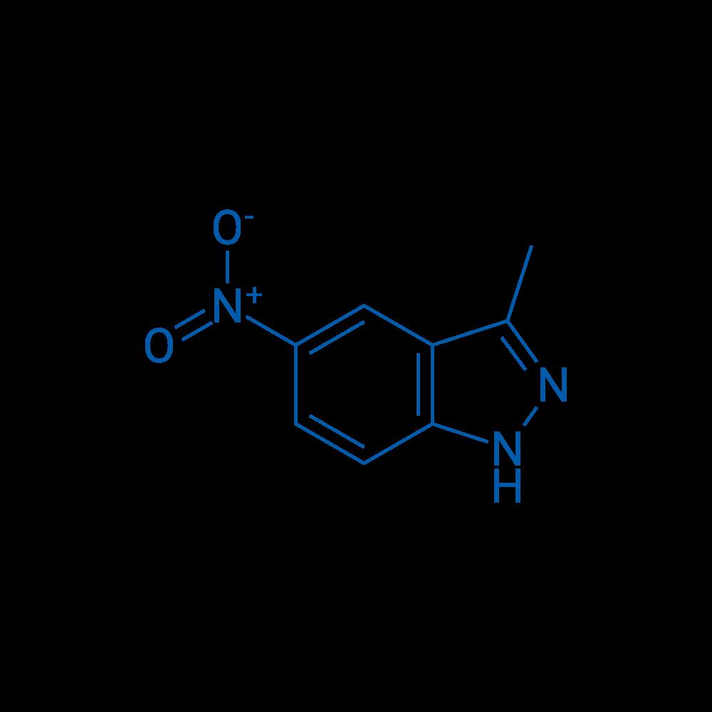 3-Methyl-5-nitro-1H-indazole