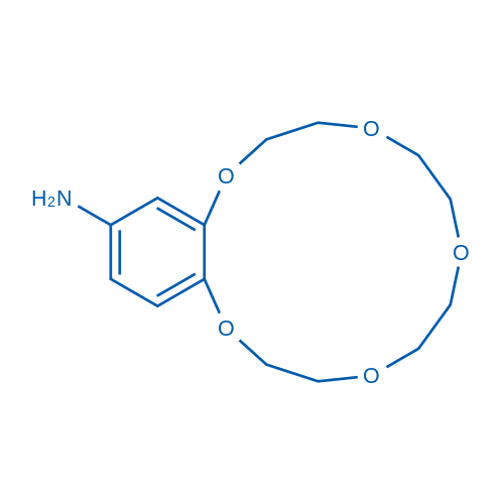 2,3,5,6,8,9,11,12-Octahydrobenzo[b][1,4,7,10,13]pentaoxacyclopentadecin-15-amine