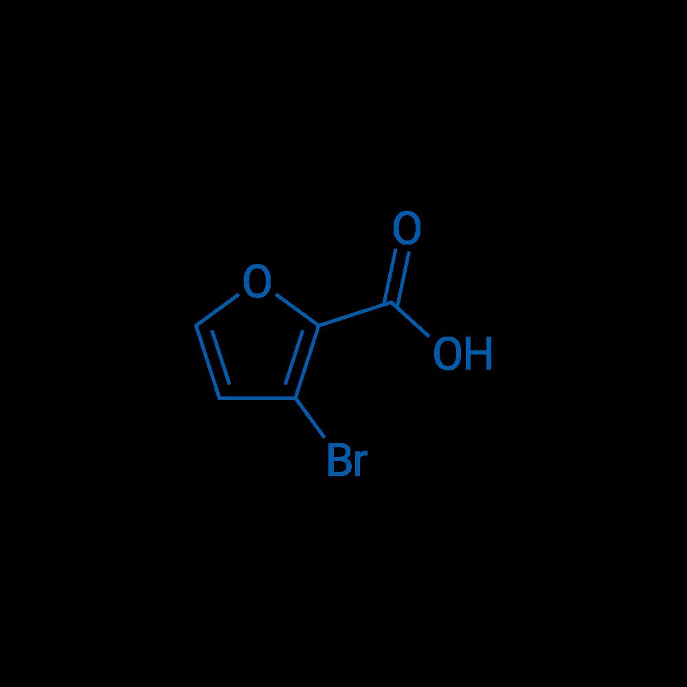 3-Bromofuran-2-carboxylic acid