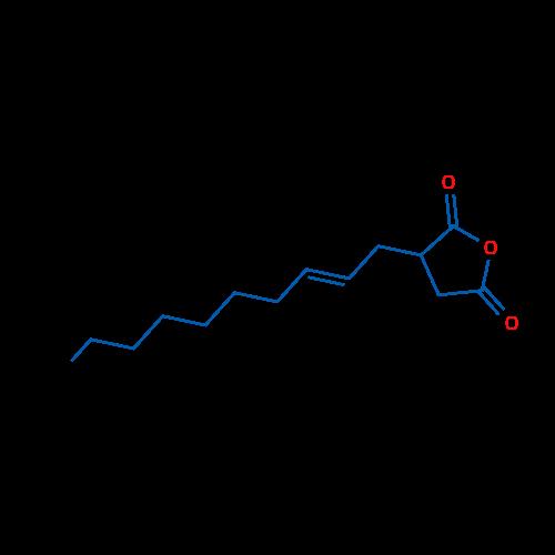 3-(Dec-2-en-1-yl)dihydrofuran-2,5-dione