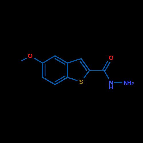 5-Methoxybenzo[b]thiophene-2-carbohydrazide