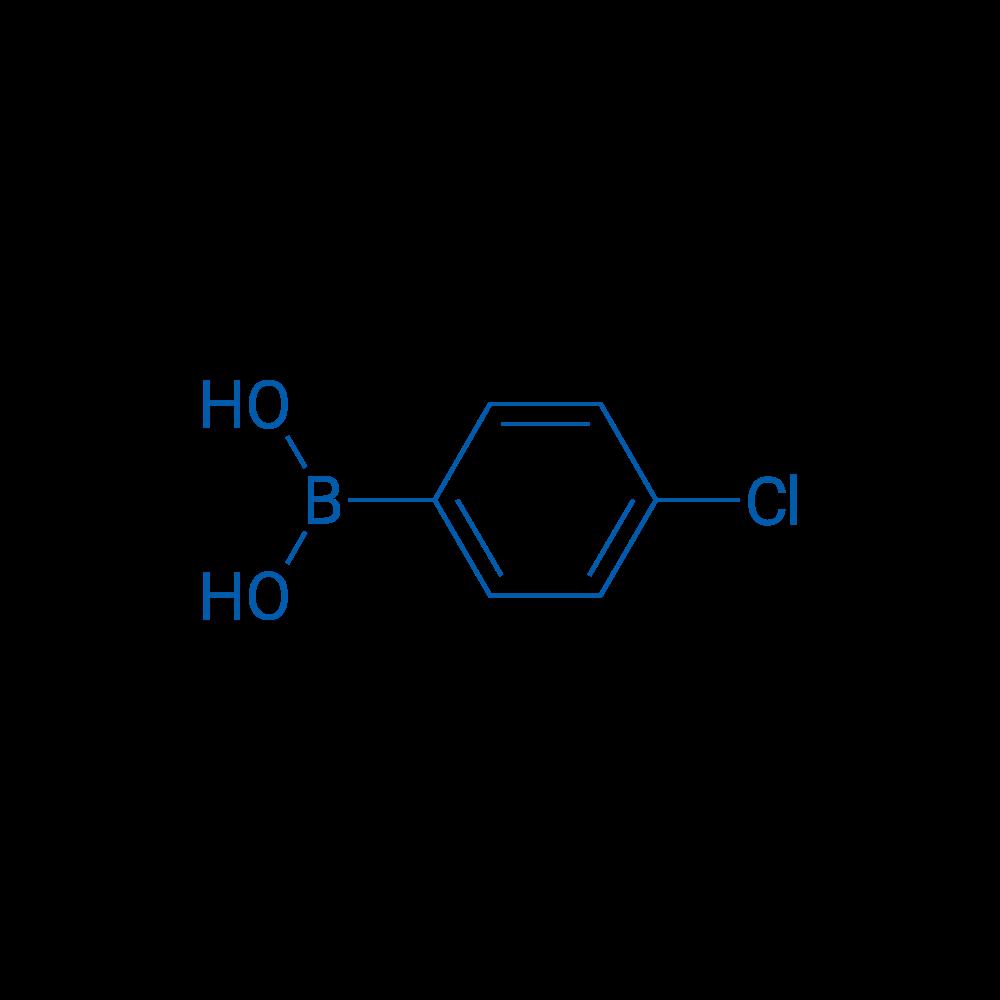 (4-Chlorophenyl)boronic acid