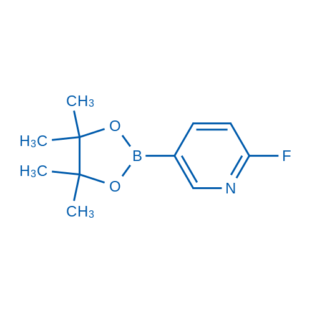 2-Fluoro-5-(4,4,5,5-tetramethyl-1,3,2-dioxaborolan-2-yl)pyridine
