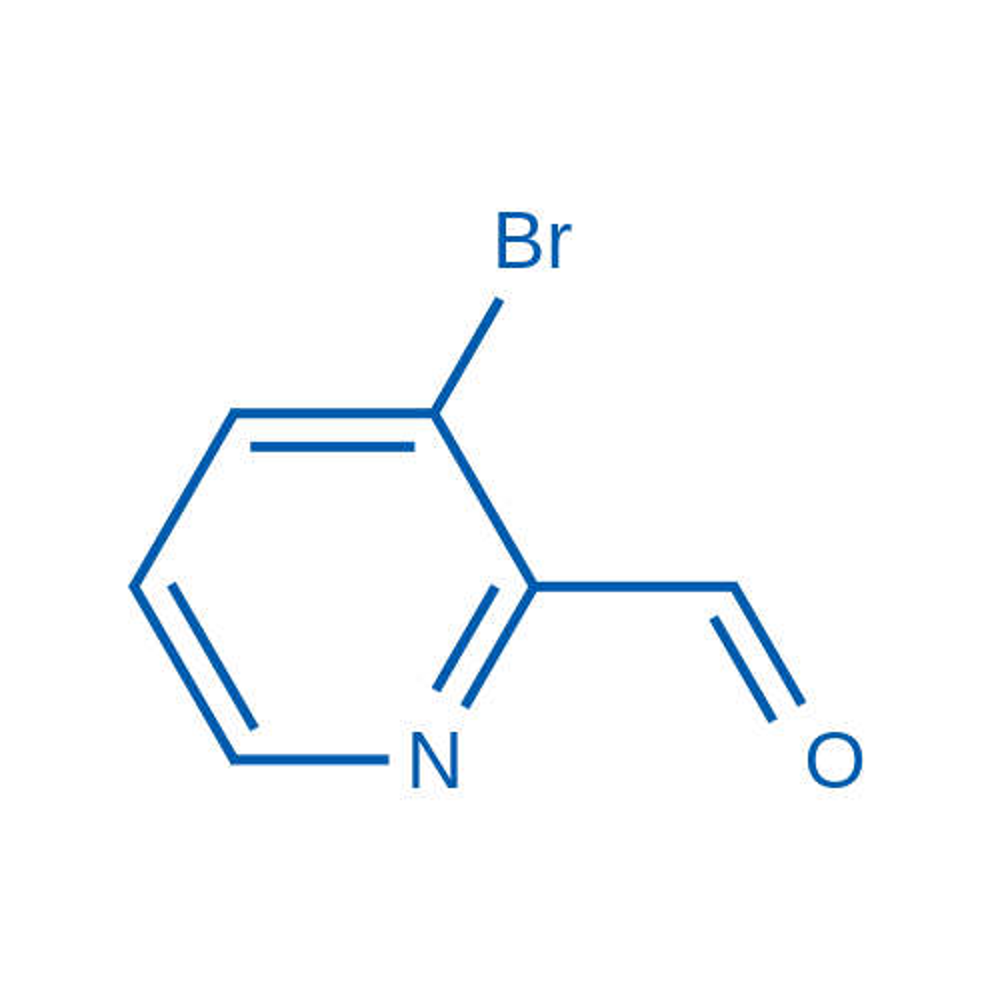 3-Bromo-2-formylpyridine