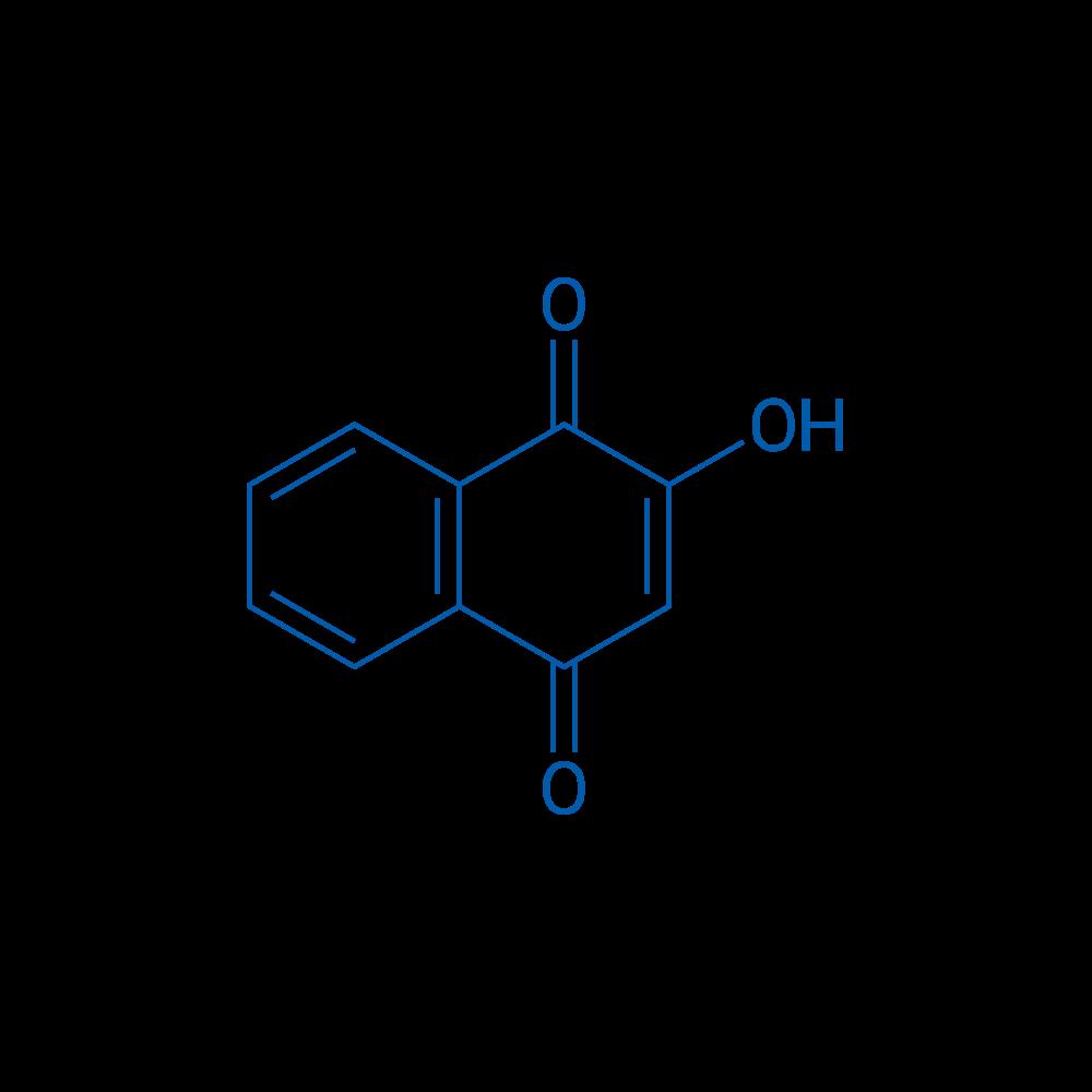 2-Hydroxynaphthalene-1,4-dione