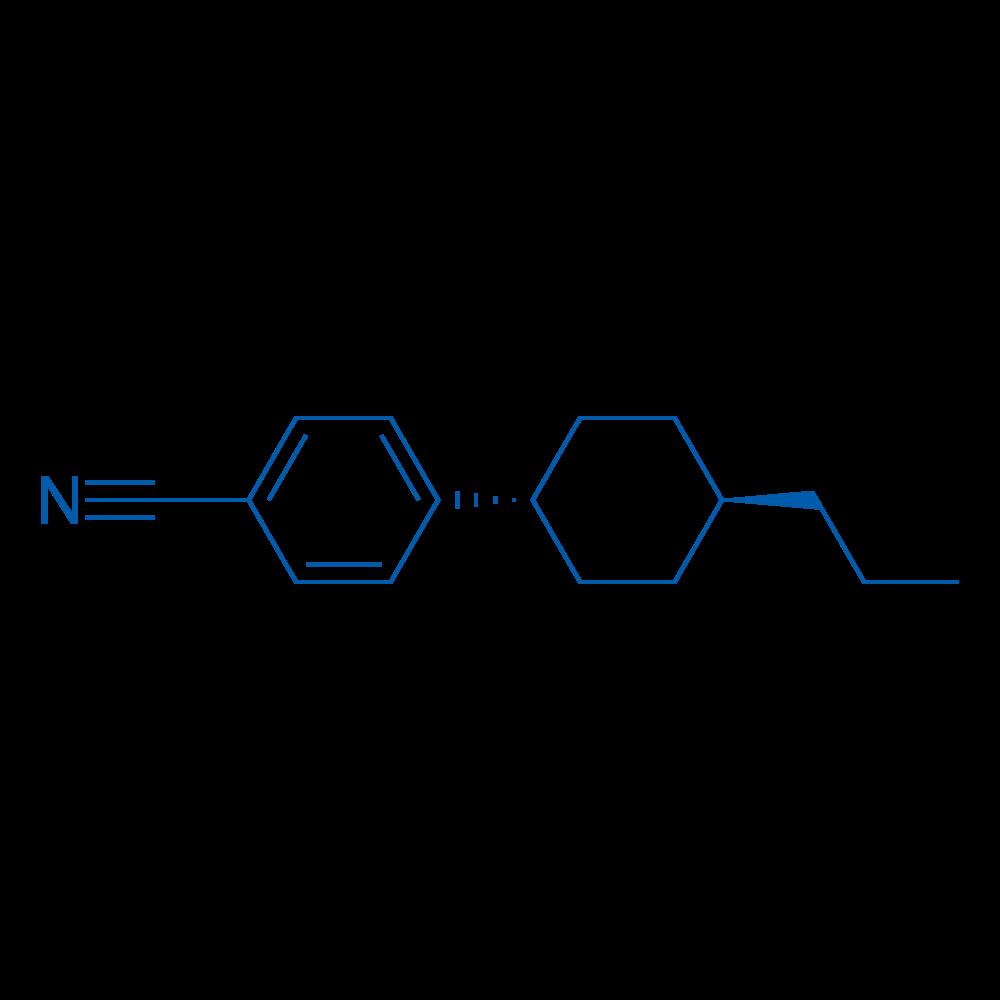 4-(trans-4-propylcyclohexyl)benzonitrile