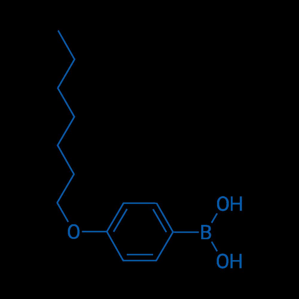 4-Heptyloxyphenylboronic acid