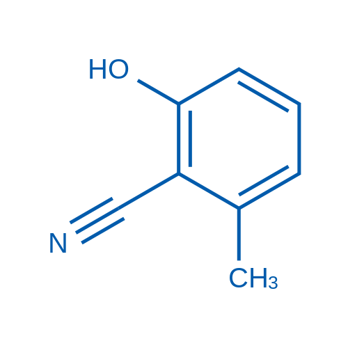 2-Hydroxy-6-methylbenzonitrile