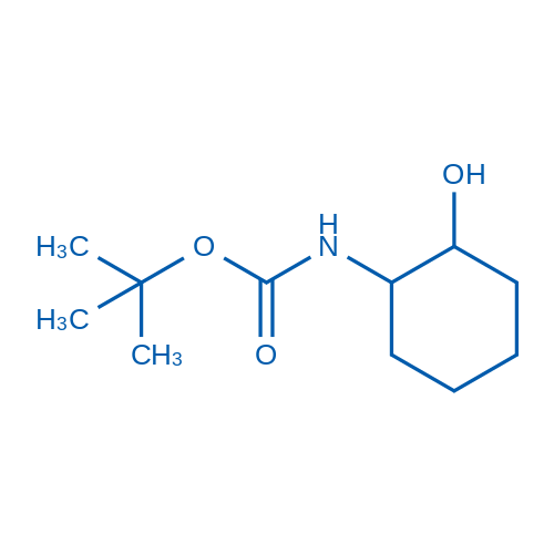 tert-Butyl (2-hydroxycyclohexyl)carbamate