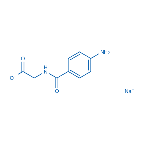 Aminohippurate sodium