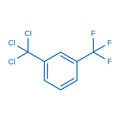 1-(Trichloromethyl)-3-(trifluoromethyl)benzene