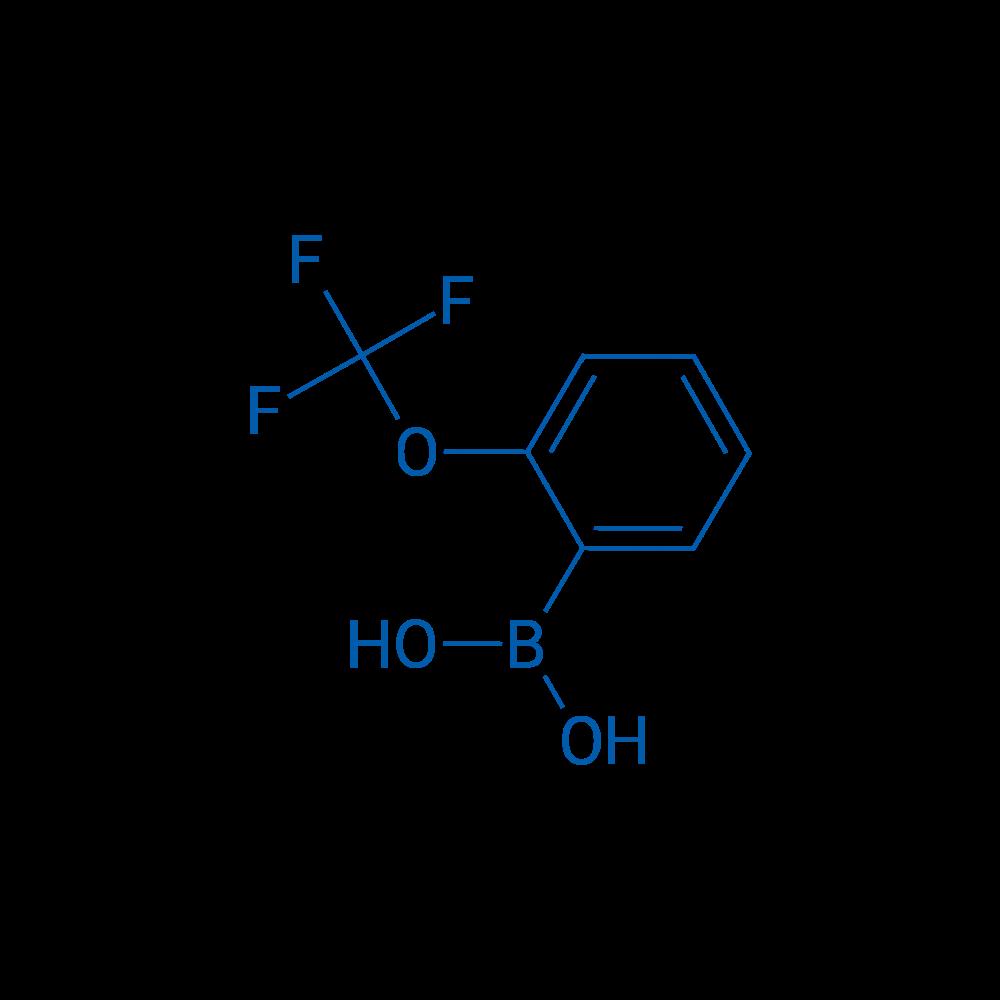 2-Trifluoromethoxyphenylboronic acid