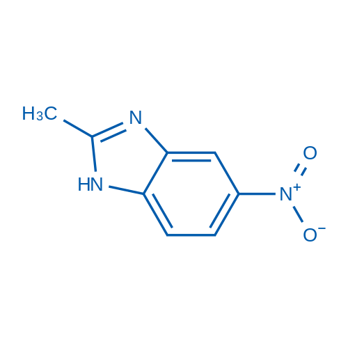 2-Methyl-5-nitro-1H-benzo[d]imidazole