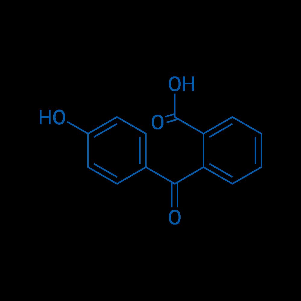 2-(4-Hydroxybenzoyl)benzoic acid