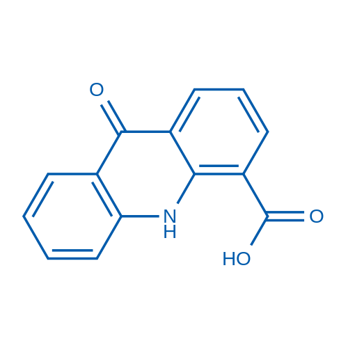 9-Oxo-9,10-dihydroacridine-4-carboxylic acid