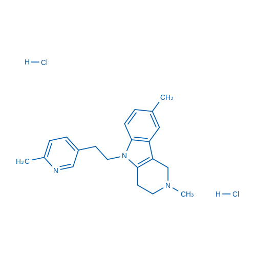 Latrepirdine dihydrochloride