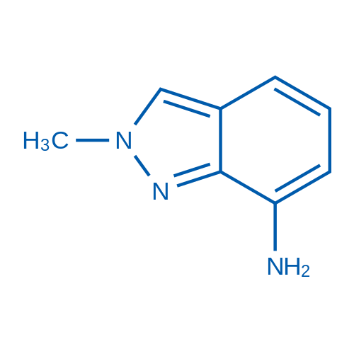 7-Amino-2-methylindazole