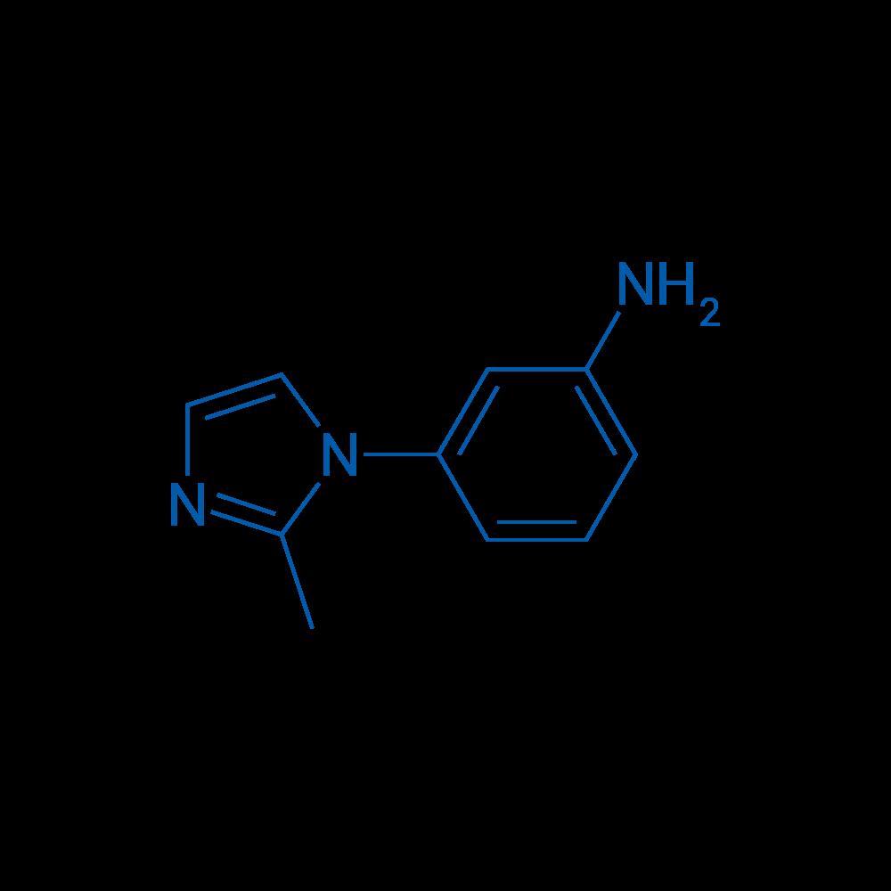3-(2-Methyl-1H-imidazol-1-yl)aniline