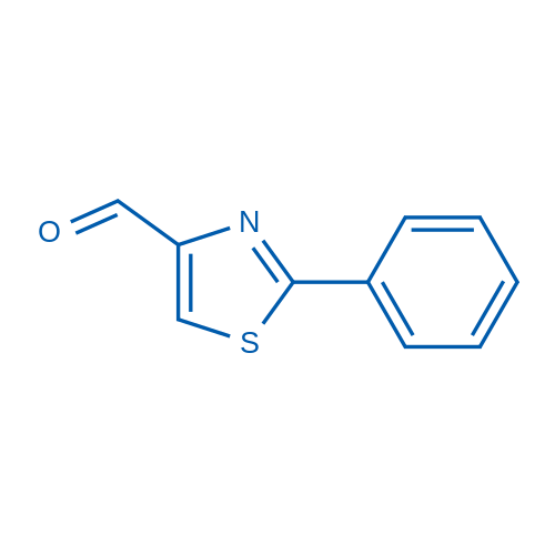 2-Phenylthiazole-4-carbaldehyde
