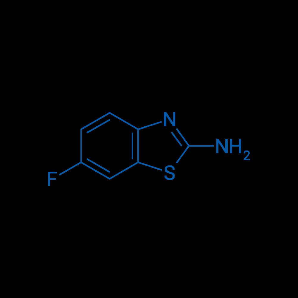 6-Fluorobenzo[d]thiazol-2-amine