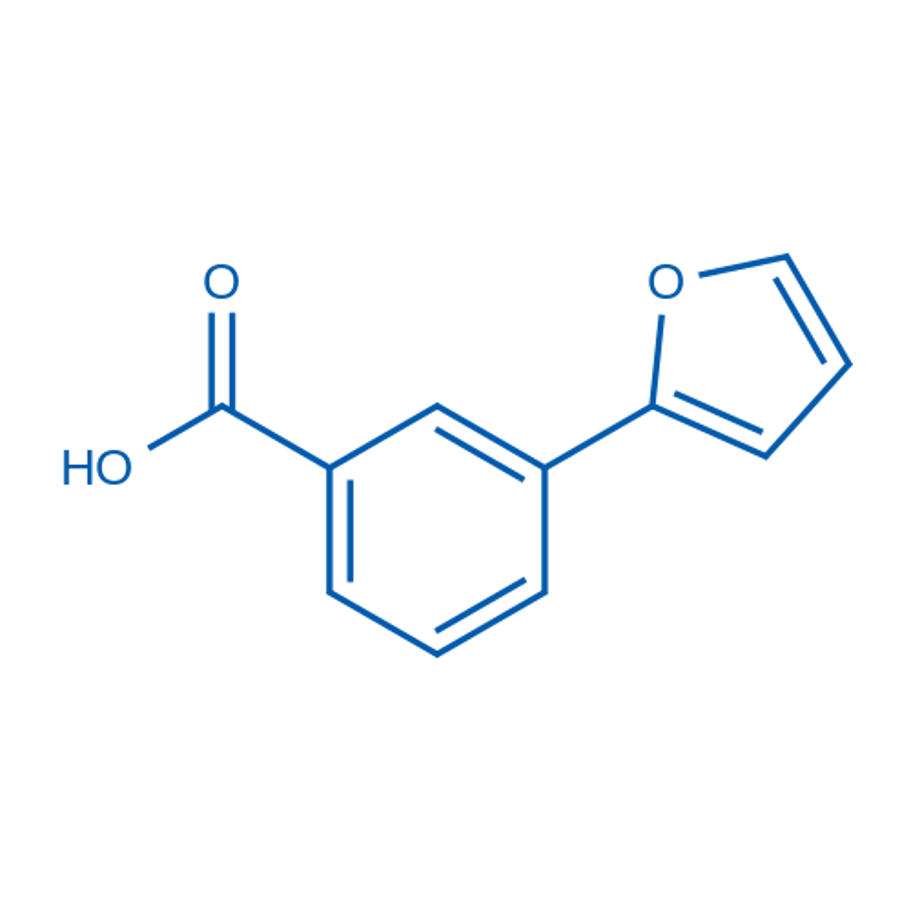3-(Furan-2-yl)benzoic acid