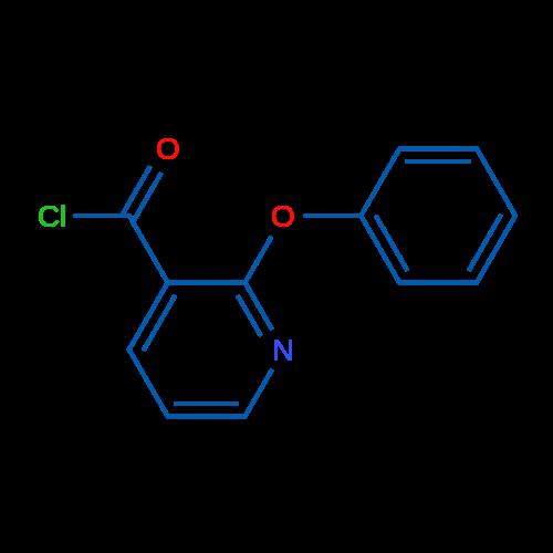2-Phenoxynicotinoyl chloride