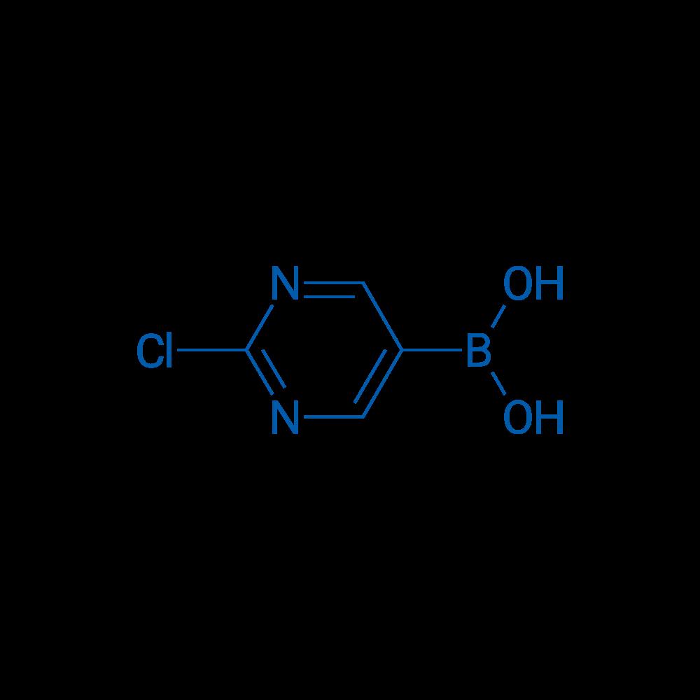 2-Chloro-5-pyrimidineboronic acid