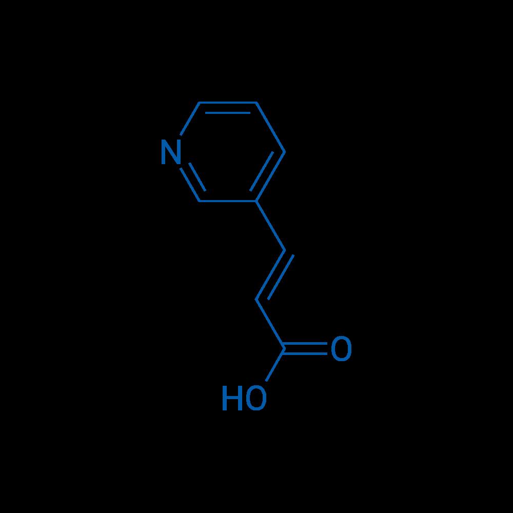 3-(Pyridin-3-yl)acrylic acid