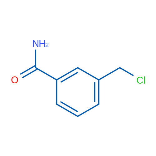 3-(Chloromethyl)benzamide