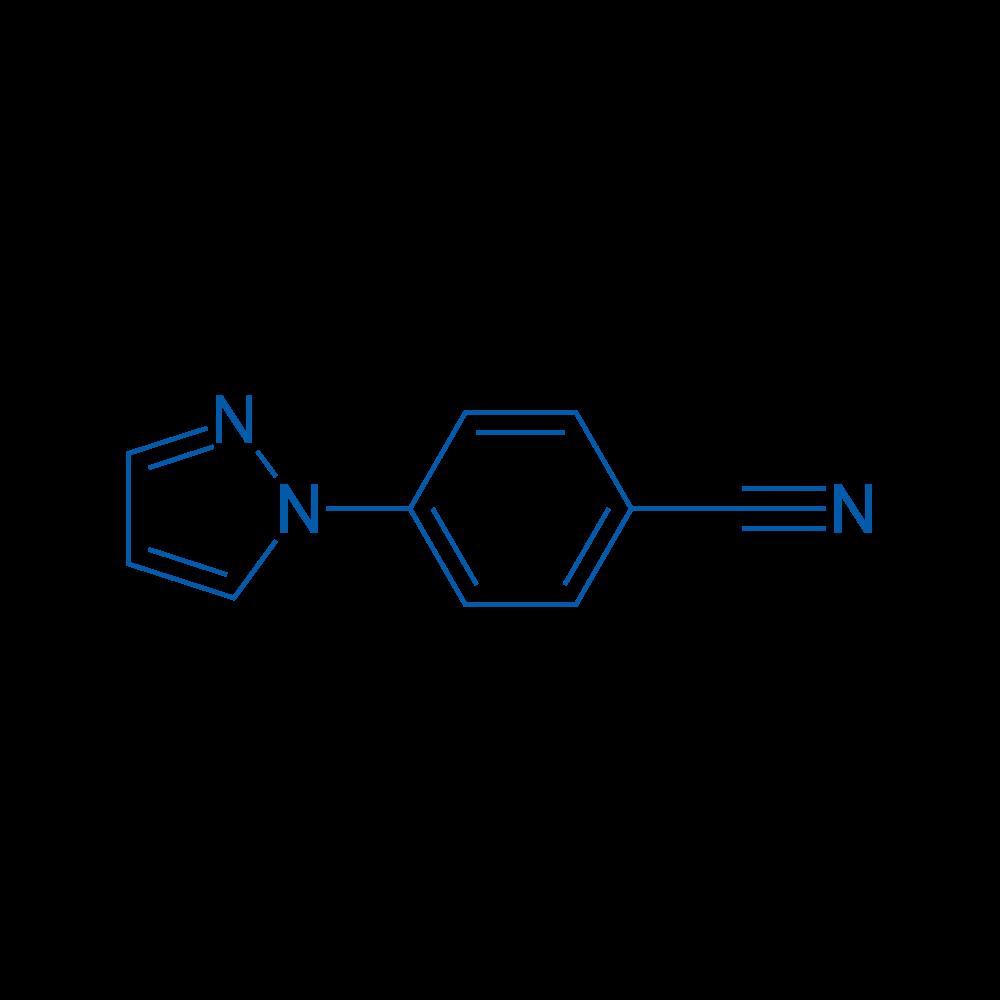 4-(1H-Pyrazol-1-yl)benzonitrile