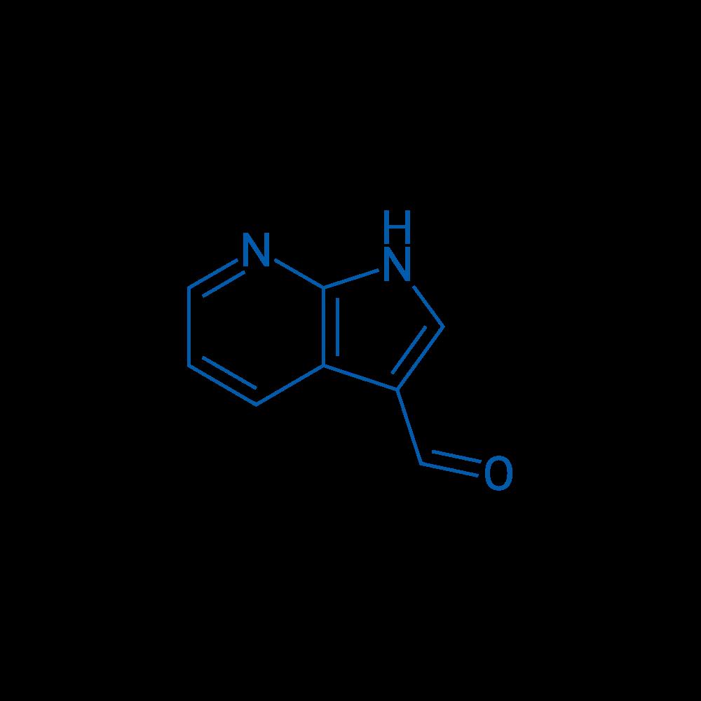 1H-Pyrrolo[2,3-b]pyridine-3-carbaldehyde